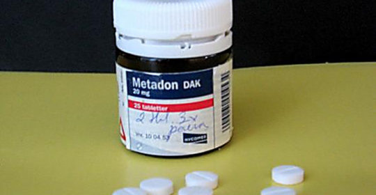 Метадон – заместительная терапия со смертельным концом